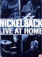 nickelback : dvd - live at home