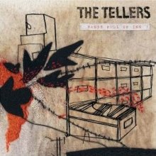 the tellers : hands full of ink