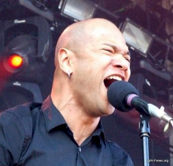 Danko Jones (Dour 2013)