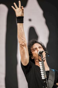 Gojira au Download Festival 2016