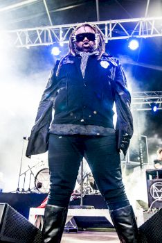 Skindred remue le Download Festival 2016